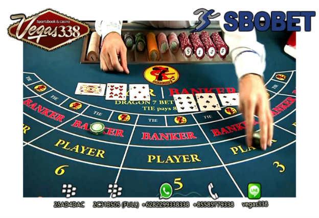 Bermain casino di situs sbobet