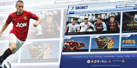 Situs untuk bermain judi online sbobet